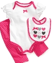 Baby Set, Baby Girls 3-Piece Set