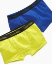 Kids Underwear, Boys 2-Pack Color Boxer Briefs