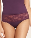 Brief, Lace High Cut Brief 610206