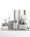 Bath Accessories, Hotel Modern Stainless Steel Tra