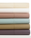 Bedding, Florence Stitch 500 Thread Count Pima Cot