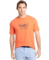 Izod Shirt, Short-Sleeve   Surf Shack   Graphic T-