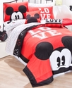Bedding, Mickey Mouse Full Sheet Set Bedding