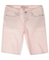 Levi&#39;s Kids Shorts, Girls Colored Bermudas