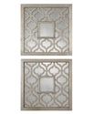 Mirrors, Set of 2 Sorbolo Squares