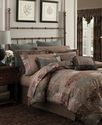 Bedding, Galleria Brown California King Comforter 