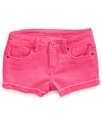 Kids Shorts, Girls Neon Shorts