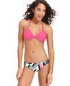 Swimsuit, Halter Push-Up Bikini Top Women's Swimsu