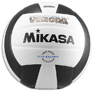 VQ2000 Micro-Cell Composite Game Ball - White/Blac