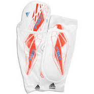 F50 Techfit Guard - White/Infrared/Bright Blue