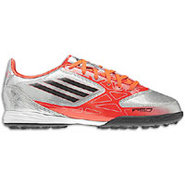 F10 TRX TF - Boys Grade School - Metallic Silver/I