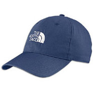 Organic Cotton Logo Hat - Mens - Deep Water Blue