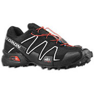 Speedcross 3 - Mens - Black/Silver Metallic-X