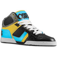 NYC 83 - Mens - Black/Cyan/Yellow
