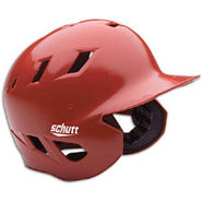 Air-6 Batters Helmet - Scarlet