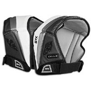 Cell II Lacrosse Shoulder Pad Liner - Mens - White
