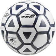 Phantom Soccer Ball - White/Navy