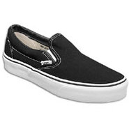 Classic Slip On - Mens - Black