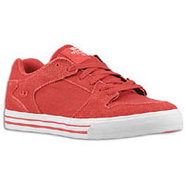 Vaider Low - Mens - Red/Red