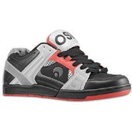Jos1 - Mens - Black/Cement/Red