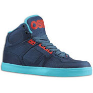 Nyc 83 Vulc - Boys Grade School - Teal/Teal/Red