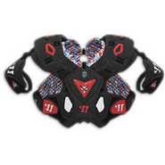 Nation Hitman 11 Shoulder Pad - Mens - Black