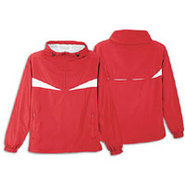 Speed II Jacket - Mens - Scarlet/White