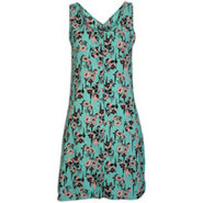 Chips Tank Dress - Womens - Mint Green Print