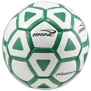 Phantom Soccer Ball - White/Forest
