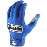 Cold Weather Batting Gloves - Mens - Royal