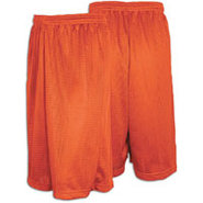 11  Basic Mesh Short - Mens - Orange
