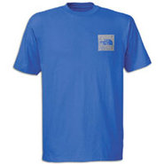 Boxed In S/S T-Shirt - Mens - Jake Blue