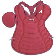 Professional Chest Protector - Scarlet