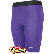 EVAPOR 8.25  Compression Short - Mens - Purple