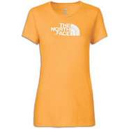 Half Dome S/S T-Shirt - Womens - Traverse Yellow/T