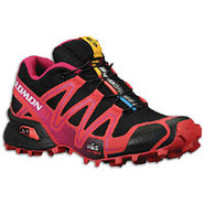 Speedcross 3 - Womens - Black/Dynamic/Fancy Pink
