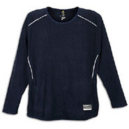Profile Batting Fleece - Mens - Navy