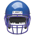 DNA EGOP II Facemask - Mens - Purple