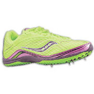 Grid Kilkenny XC4 Spike - Womens - Slime Green/Pin