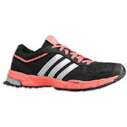 Marathon 10 - Womens - Black/Metallic Silver/Turbo