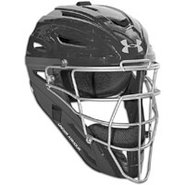 Victory Series Catchers Head Gear - Black
