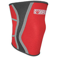 ICON Knee Sleeve - Mens - Red/Black/Grey