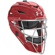 Victory Series Catchers Head Gear - Maroon