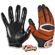 X40 Receiver Glove - Mens - Texas Orange/Black