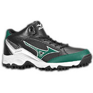 9-Spike Blast 3 Mid - Mens - Black/Forest