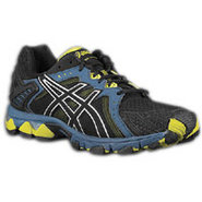 Gel-Trail Sensor 5 - Mens - Black/Onyx/Orion Blue