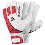 Response Pro Motion Arrester Gloves - White/Predat