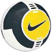 CTR360 Volo Soccer Ball - White/Black/Black
