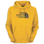 Half Dome Hoodie - Mens - Leopard Yellow
