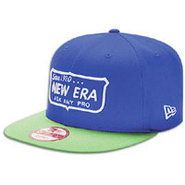 Ask Any Pro 59Fifty Cap - Mens - Royal/Lime